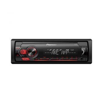 Pioneer MVH-S120UI Ράδιο USB,AUX με κόκκινο φωτισμό πλήκτρων